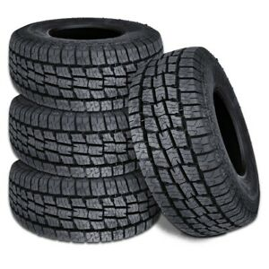 4 Lionhart Lionclaw Atx2 Lt265 70r18 124 121s 10p M s As All Terrain Truck Tires