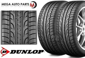 2 X Dunlop Sp Sport Maxx A 225 40r18 88y Ultra High Performance Uhp Tires