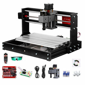 3018 Pro Diy Cnc Router 2in1 Engraving Machine Engraver 500mw Er11 Collet M2n7