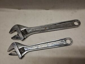 Snap On Cresent Wrenches