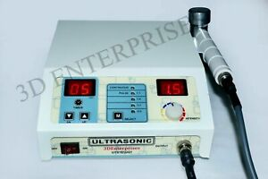 3mhz Ultrasound Ultrasonic Therapy Machine Portable For Back Knee Pain Relief
