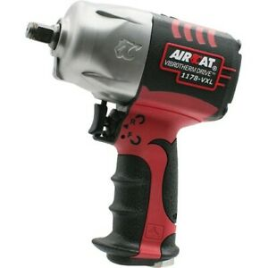 Aircat 1178 vxl 1 2 Drive Vibrotherm Impact Wrench New