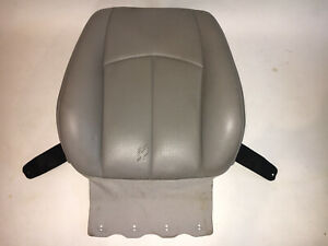 W211 Mercedes E Class 2004 2009 Driver Seat Upper Back Rest