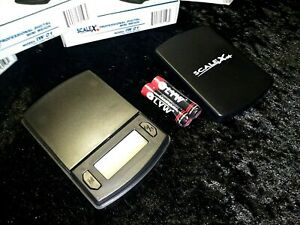 Pocket Digital Scales 600 Grams Max 0 0 Scale Mailing Scales Usa Seller