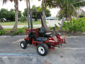 Toro 325d Groundsmaster 4 Wheel Drive Mitsubishi Diesel Model 30795 2190 Hrs
