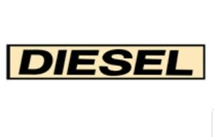 Allis Chalmers Diesel Decal For 160 180 190 190xt 210 220