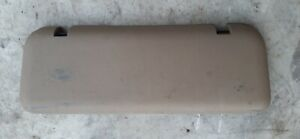 1 99 04 Land Rover Discovery 2 Trunk Cargo Side Wall Storage Lid Cover Tan