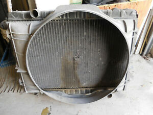 1978 1979 Dodge Magnum Plymouth Radiator Shroud Ramcharger 318 360 5 9l V8