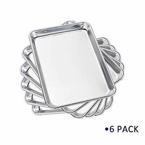 Sheet Pan Aluminum Bakeware Set 6 Pack 13 X 18 Commercial For Jelly