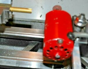 Snap on Motorized Spindle Versatile Grinding Cutting Toolpost Mount Live Tool