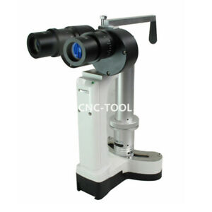 Lyl s Portable Handheld Slit Lamp Lab Ophthalmology Led Microscope Ipd 45 70mm