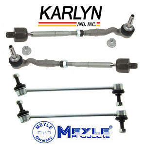Tie Rod Assembly Inner Outer Sway Bar Link Set Lt Rt Oem Quality Bmw 5 6 7 M