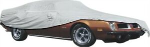 Oer Mt2700ggr Weather Blocker Plus Car Cover 1967 Camaro firebird Gray
