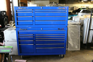 Snap on Kra2411pcm Bottom Chest Kra2408pcm Top Chest Classic 78