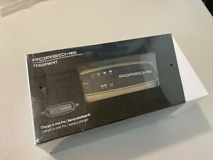 Brand New Genuine Porsche Battery Maintainer And Charger Charge o mat Pro