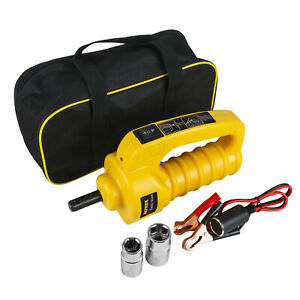 Electric Impact Wrench 1 2 Inch 480n M 12 Volt Car Repair Tool Impact Driver