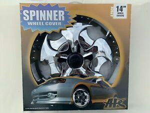 Apc 14 Spinner Wheel Covers box Contains All 4
