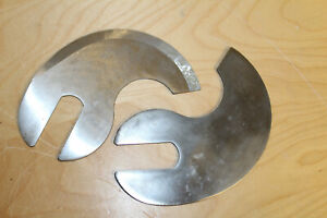 Hobart Buffalo Chopper Open Ended Replacement Blades See Photos