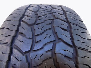 Used P275 55r20 111 T 7 32nds Goodyear Wrangler Trailmark