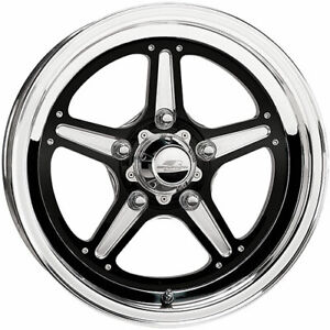 Billet Specialties Brs035356117 Street Lite Black Wheel