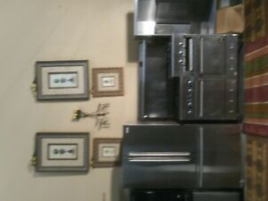Stove By us Range Commercial Gas With Exhaust Vent