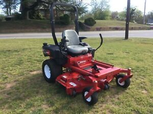 Very Nice Bush Hog Pz3061 Zero Turn Mower With Only 296 Hours