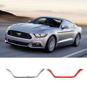 Exterior Reversing Lights Lamp Strip Trim For Ford Mustang 2015 2019 Accessories