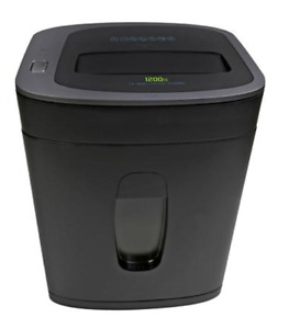 Royal 1200x Paper Shredder 12 Sheet Capacity Powerful Cross cut Shredder