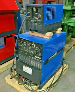 Miller Syncrowave 250 Constant Current Ac dc Welding Power Source Coolmate 3