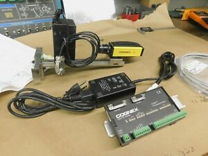 Cognex 4001 In sight Remote Head Sensor Machine Vision System 800 5770 1 Rev R