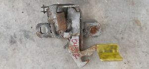 99 04 Ford Mustang Hood Latch Safety Catch Release Rust Free Smooth Mechanism