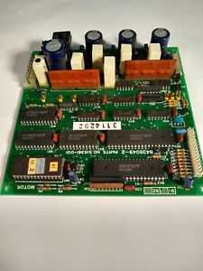 Brother Embroidery Machine Control Board Pat Number S15361001