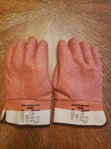 Ansell 23 173 10 Size 10 Raised Finish Winter Monkey Grip Cold Weather Gloves