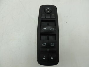 2008 Chrysler Town And Country Lh Driver Master Power Window Switch Oem