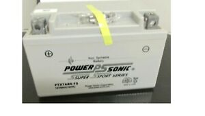 BATTERY KASEA SKYHAWK 250 250CC ALL YEARS ATV 12V 6AH 85 CCA FACTORY SEALED
