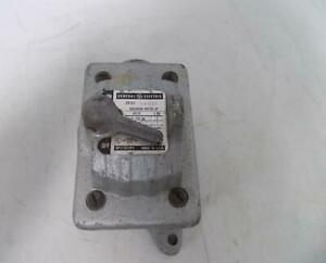 General Electric Motor Starter Switch Cr101h400h