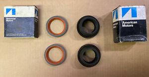 Amc Dodge Plymouth Chrysler 727 Converter And Extension Seal Sets 4 Pieces