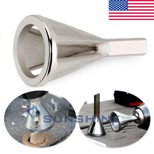 Hot External Chamfer Stainless Steel Deburring Tool Drill Bit Remove Burr Silver