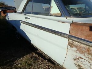 1965 Ford Fairlane 500 Sports Coupe Right Door Molding