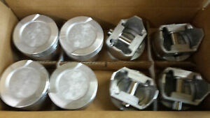 400 Ford Pistons 060 Over Cast 1971 Thru 1982 Set Of 8
