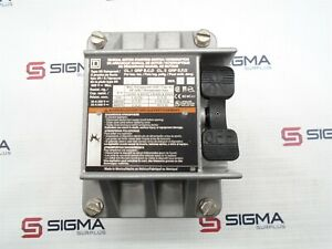 Square D 2510kr2 Manual Motor Switch