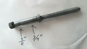 13 Southbend Lathe Tail Stock Quill Screw
