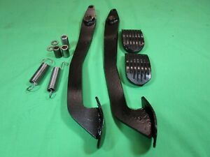 Mg Mgb Clutch Brake Pedal Set Reconditioned Originals