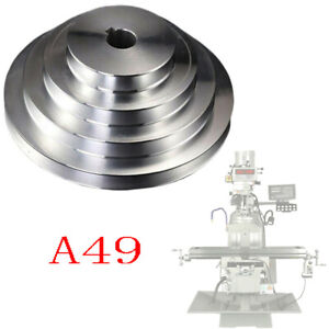 A49 Milling Machine Parttransmission Motor Belt Pulley Vertical Bridgeport Mill