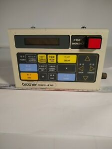 Brother Emb Machine Model 416 Main Control Box Complete Part S19024101