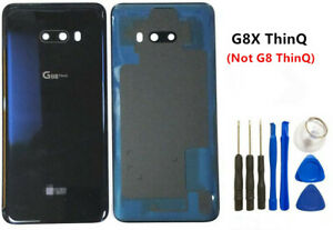 LG G8X ThinQ G850 Back Cover Glass Replacement Parts Tools $12.99