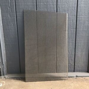 18 Gauge Perforated Steel Sheets 156 Hole 3 16 Stagger