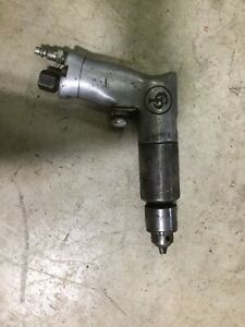 Chicago Pneumatic Jacobs 3 8 Chuck Variable Speed Air Drill