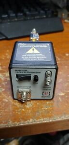 New Focus 1544 12 ghz Ir Photoreceiver W Picosecond Pulse Labs 5501a