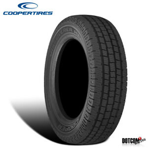 1 X New Cooper Discoverer Ht3 245 75r16 Commercial Highway Tire